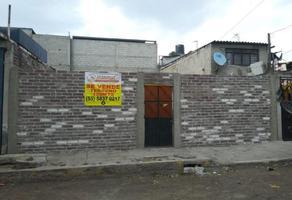 Foto de terreno habitacional en venta en conocida 4, potrero chico, ecatepec de morelos, méxico, 0 No. 01