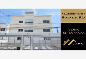 Foto de departamento en venta en conocida , adalberto tejeda, boca del río, veracruz de ignacio de la llave, 13048911 No. 01