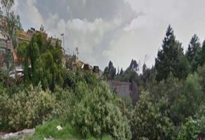 Foto de terreno industrial en venta en conocida , ampliación las aguilas, álvaro obregón, df / cdmx, 12655072 No. 01
