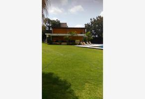 Foto de casa en venta en conocida , chamilpa, cuernavaca, morelos, 15996368 No. 01