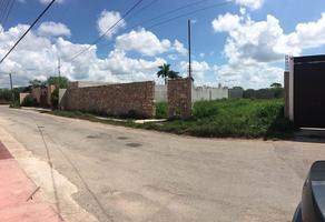 Foto de terreno industrial en venta en conocida , cholul, mérida, yucatán, 9216246 No. 01