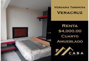 Foto de departamento en renta en conocida , ejido tarimoya, veracruz, veracruz de ignacio de la llave, 15355176 No. 01