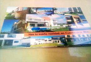 Foto de terreno habitacional en venta en conocida , jardines de delicias, cuernavaca, morelos, 15813742 No. 01