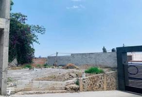 Foto de terreno habitacional en venta en conocida , jardines de delicias, cuernavaca, morelos, 16326199 No. 01