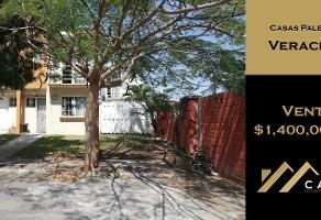 Foto de casa en venta en conocida , las bajadas, veracruz, veracruz de ignacio de la llave, 12606130 No. 01