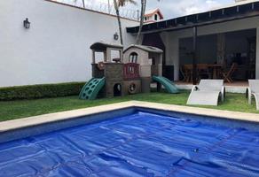 Foto de casa en venta en conocida , lomas de atzingo, cuernavaca, morelos, 18947810 No. 01