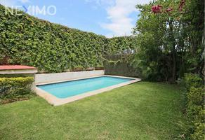 Foto de casa en venta en conocida , lomas de la selva, cuernavaca, morelos, 12744299 No. 01