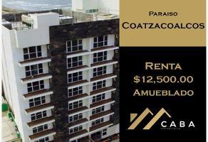 Foto de departamento en renta en conocida , paraíso coatzacoalcos, coatzacoalcos, veracruz de ignacio de la llave, 0 No. 01