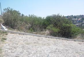 Foto de terreno habitacional en venta en conocida , presa escondida, tepeji del río de ocampo, hidalgo, 0 No. 01