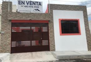 Foto de casa en venta en conocido 001, nicolaitas ilustres, morelia, michoacán de ocampo, 0 No. 01