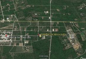 Foto de terreno habitacional en venta en conocido , san francisco de asís, conkal, yucatán, 13854892 No. 01