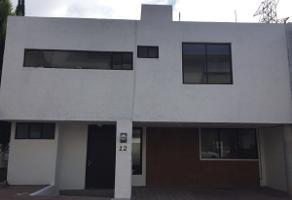 Foto de casa en renta en constitucion , arboledas del parque, querétaro, querétaro, 0 No. 01