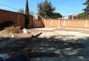 Foto de terreno habitacional en venta en constitución , san lucas tepetlacalco, tlalnepantla de baz, méxico, 0 No. 01
