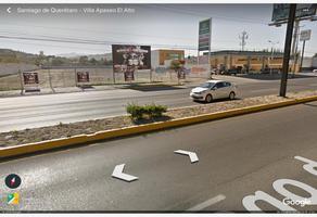 Foto de terreno habitacional en venta en constituyentes 0, las fuentes, corregidora, querétaro, 6857833 No. 01