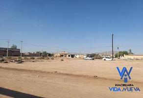 Foto de terreno habitacional en venta en continente europeo y bahia baja mar , el coloso, mexicali, baja california, 0 No. 01