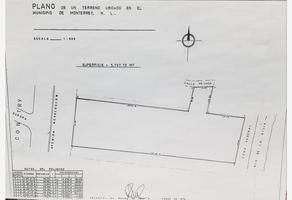 Foto de terreno habitacional en venta en  , contry, monterrey, nuevo león, 17513105 No. 01