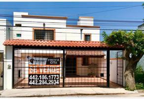 Foto de casa en venta en copenhague 266, tejeda, corregidora, querétaro, 0 No. 01
