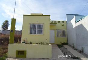 Foto de casa en venta en  , copoya, tuxtla gutiérrez, chiapas, 4383911 No. 01