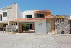 Foto de casa en venta en coral 27, residencial marino, medellín, veracruz de ignacio de la llave, 0 No. 01