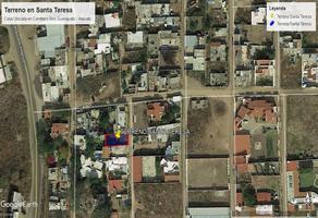 Foto de terreno habitacional en venta en coras , santa teresa, guanajuato, guanajuato, 16436298 No. 01