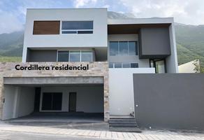 Foto de casa en venta en cordillera , zona valle poniente, san pedro garza garcía, nuevo león, 0 No. 01