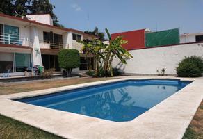 Foto de casa en renta en coronel ahumada 106, los volcanes, cuernavaca, morelos, 21091721 No. 01
