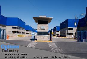 Foto de nave industrial en renta en  , corredor industrial toluca lerma, lerma, méxico, 13928957 No. 01