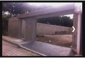 Foto de terreno habitacional en venta en corregidora 10, santa maría magdalena ocotitlán, metepec, méxico, 0 No. 01