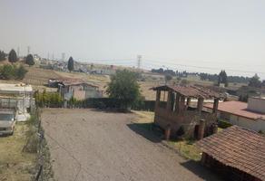 Foto de terreno habitacional en venta en corregidora 1000, santa cruz ocotitlán, metepec, méxico, 13345079 No. 01