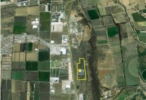 Foto de terreno industrial en venta en corregidora, lomas de balvanera , balvanera, corregidora, querétaro, 12242883 No. 01