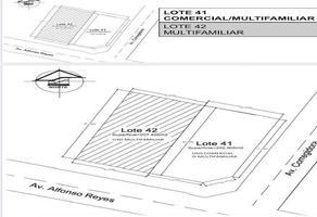 Foto de terreno habitacional en venta en corregidora , san gabriel, san pedro garza garcía, nuevo león, 16736803 No. 01
