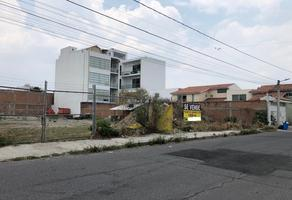 Foto de terreno habitacional en venta en corregidora , santa cruz buenavista, puebla, puebla, 0 No. 01