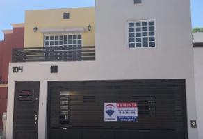 Foto de casa en renta en corregidores , villas del cortes, hermosillo, sonora, 0 No. 01