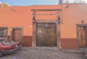 Foto de casa en venta en correo 37, san miguel de allende centro, san miguel de allende, guanajuato, 0 No. 01