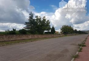 Foto de terreno habitacional en venta en cortijo 100, hacienda de fray diego, durango, durango, 0 No. 01