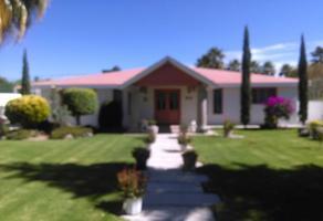 Foto de casa en venta en  , cortijo de la alfonsina, atlixco, puebla, 0 No. 01