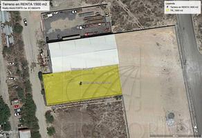 Foto de terreno industrial en renta en  , cosmópolis, apodaca, nuevo león, 11520840 No. 01