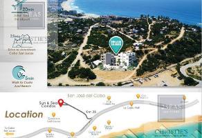 Foto de terreno habitacional en venta en  , costa azul, los cabos, baja california sur, 8368655 No. 01