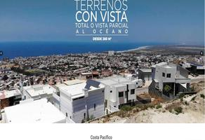 Foto de terreno habitacional en venta en costa coronado, tijuana, baja california, 22216 , guaycura, tijuana, baja california, 0 No. 01