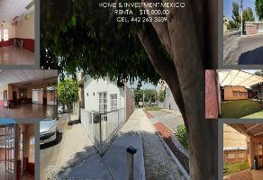 Foto de oficina en renta en costa rica , lomas de querétaro, querétaro, querétaro, 13849734 No. 01