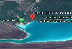 Foto de terreno comercial en venta en costera , bacalar, bacalar, quintana roo, 17072065 No. 01