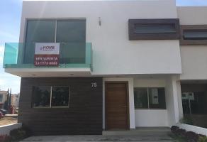 Foto de casa en renta en coto castillo 75, el alcázar (casa fuerte), tlajomulco de zúñiga, jalisco, 6349577 No. 01