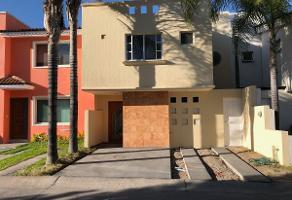 Foto de casa en renta en coto toledo , nueva galicia residencial, tlajomulco de zúñiga, jalisco, 6913489 No. 01