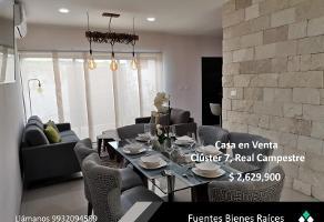 Foto de casa en venta en country 1000, villas del campestre, centro, tabasco, 0 No. 01