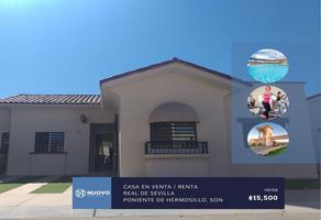 Foto de casa en renta en  , country club residencial, hermosillo, sonora, 20311682 No. 01