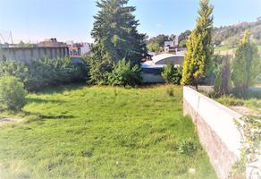 Foto de terreno habitacional en venta en coyotzin , electricistas locales, toluca, méxico, 0 No. 01