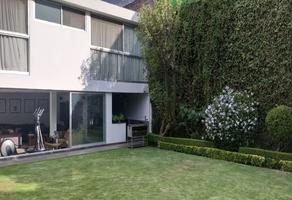 Foto de casa en renta en crater , jardines del pedregal, álvaro obregón, df / cdmx, 17835669 No. 01
