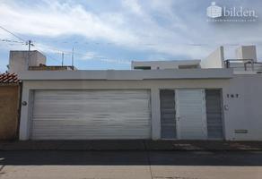 Foto de casa en renta en crisantemo 100, jardines de durango, durango, durango, 10239549 No. 01
