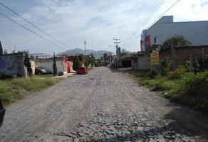 Foto de terreno habitacional en venta en crisantemos , santa cruz de las flores, tlajomulco de zúñiga, jalisco, 0 No. 01