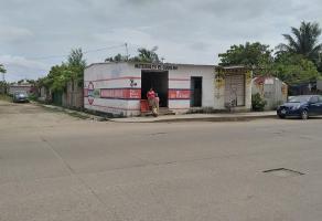 Foto de terreno habitacional en venta en cristobal colon esquina plan de sanluis s/n , independencia, coatzacoalcos, veracruz de ignacio de la llave, 15887199 No. 01